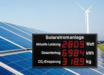 Anzeigen Photovoltaik Anlagen, Solaranlagen, Solarparks und Windkraftanlagen